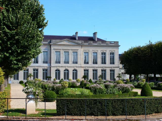 Hotel De Region Prefecture Chalons © Mathilde Boivin