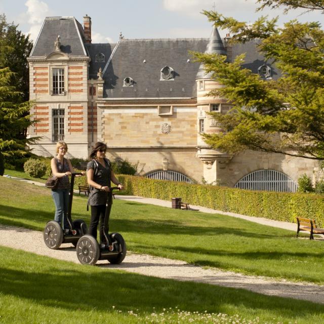 Location De Segway Balade Ludique Jards © Jean Côme Nicolle