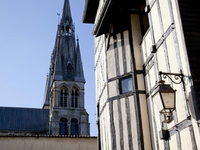 Maison Clemangis Notre Dame En Vaux Chalons © Jean Côme Nicolle