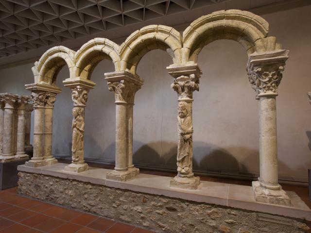 Musee Du Cloitre Notre Dame En Vaux Chalons © Office De Tourisme