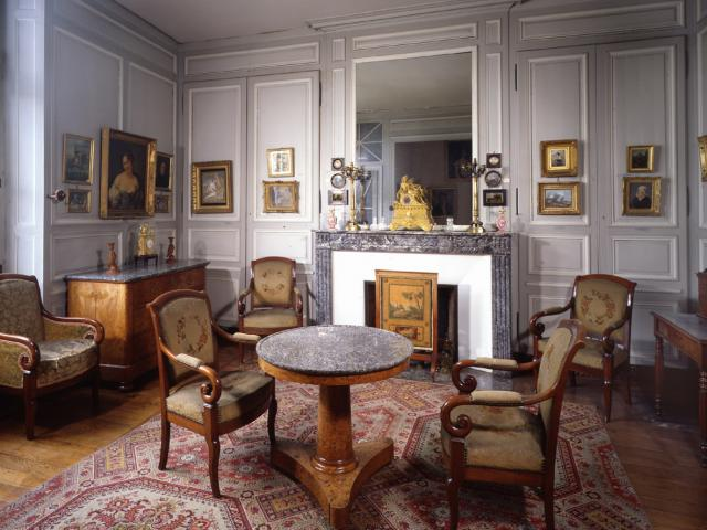 Musee Garinet Salon Jaune