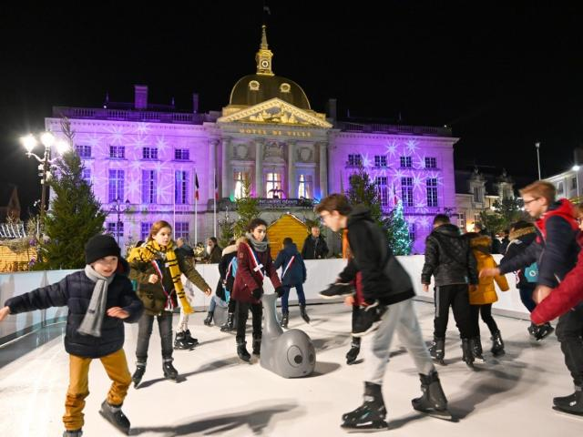 Noel Chalons En Champagne Patinoire © Christophe Manquillet