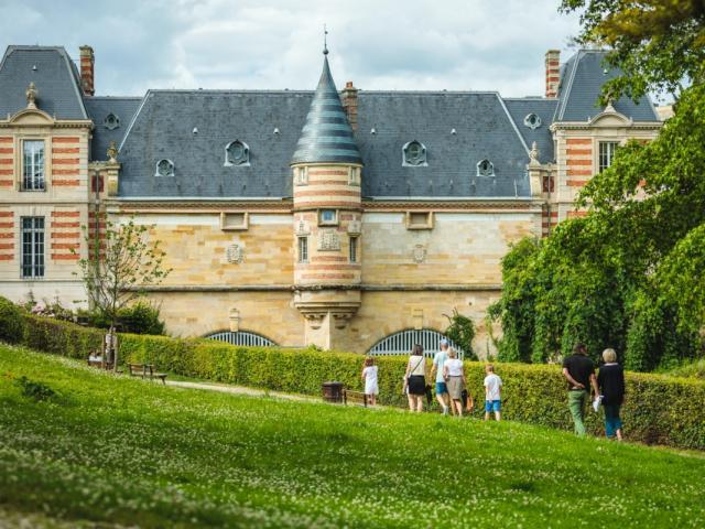 Petit Jard Chalons Chateau Du Marche © Teddy Picaudé