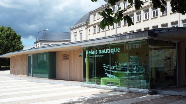 Relais Nautique Chalons En Champagne © Châlons Agglo