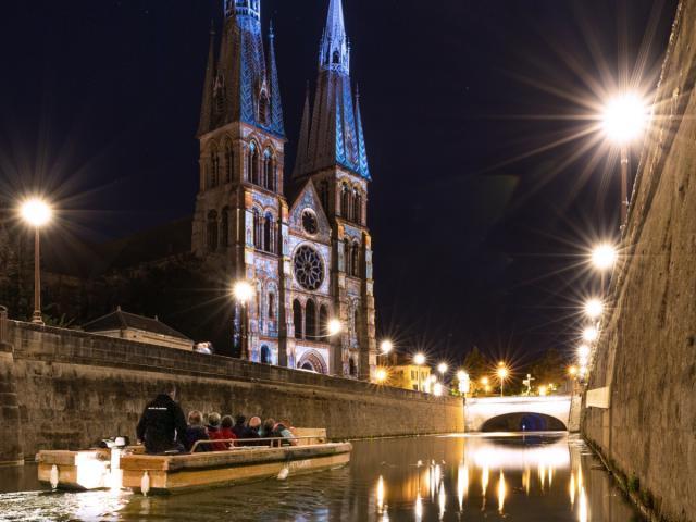 Spectacle Metamorpheauses Notre Dame En Vaux © Teddy Picaude