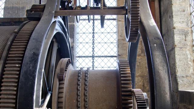 Visite Guidee Carillon Collegiale Notre Dame En Vaux 56 Cloches © Jean Côme Nicolle