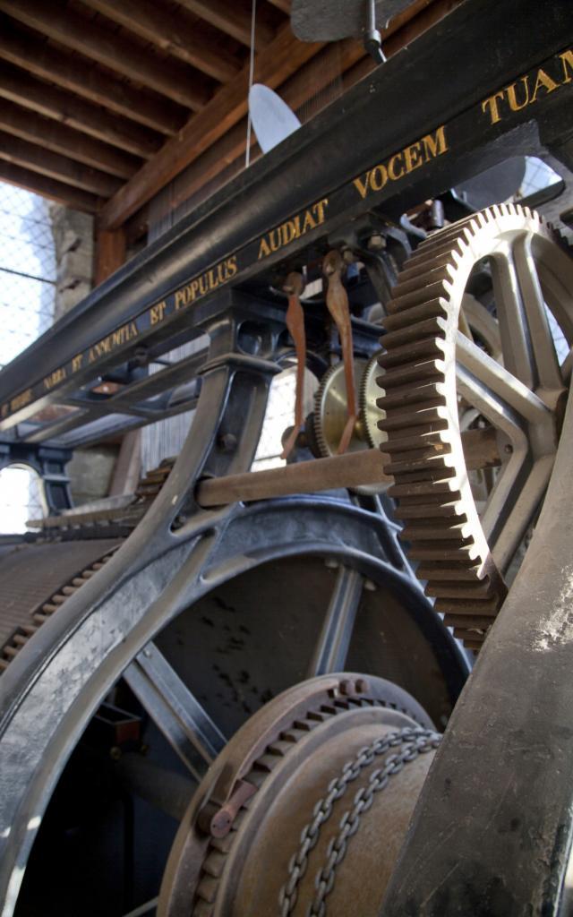 Visite Guidee Carillon Collegiale Notre Dame En Vaux Chalons Unesco © Jean Côme Nicolle