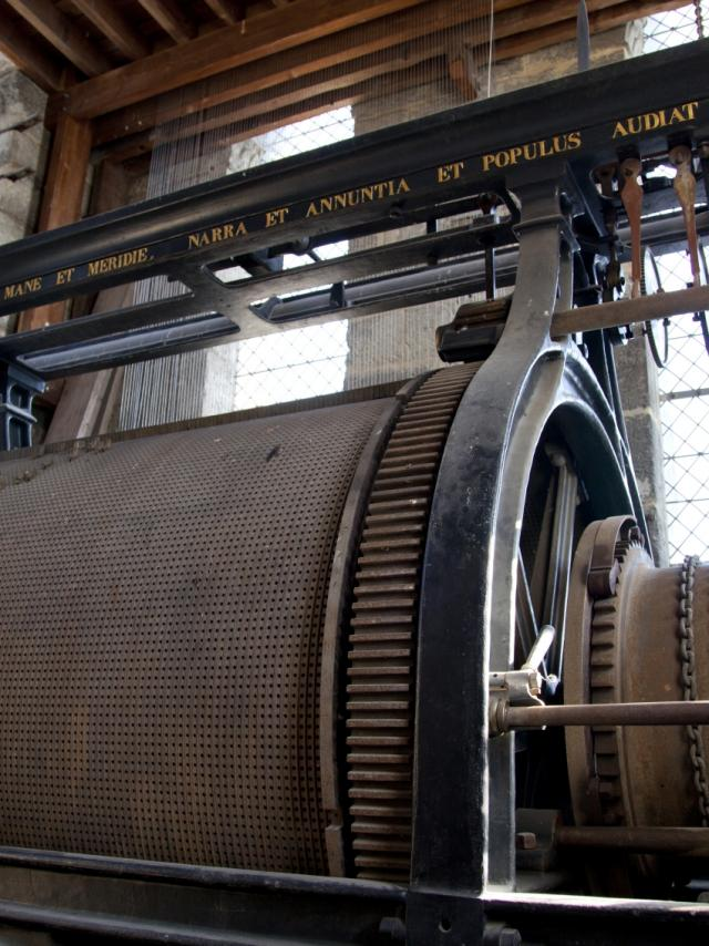 Visite Guidee Carillon Collegiale Notre Dame En Vaux © Jean Côme Nicolle