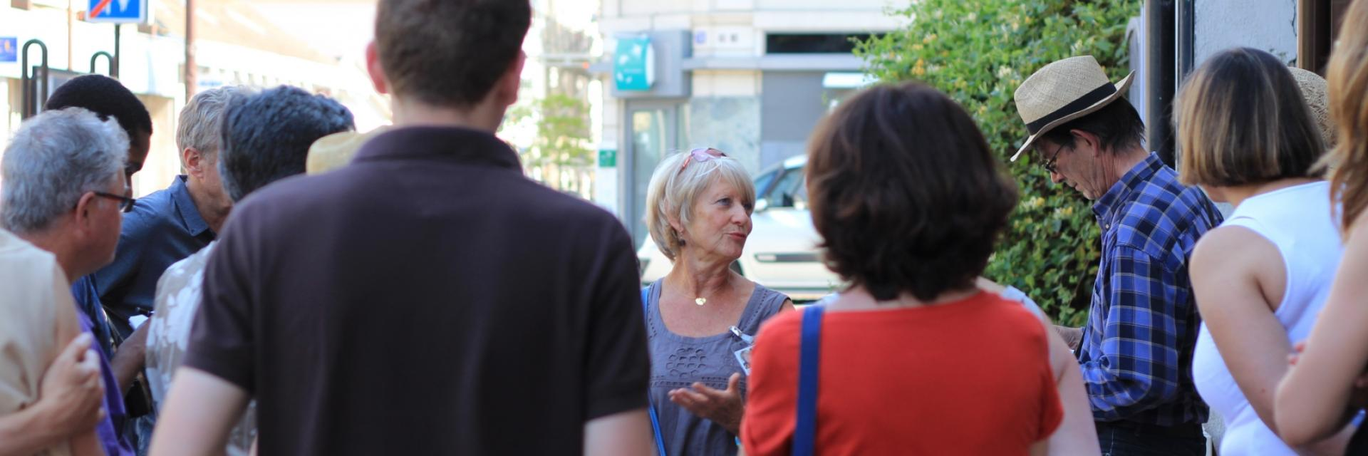 Visite Guidee Groupes Chalons En Champagne