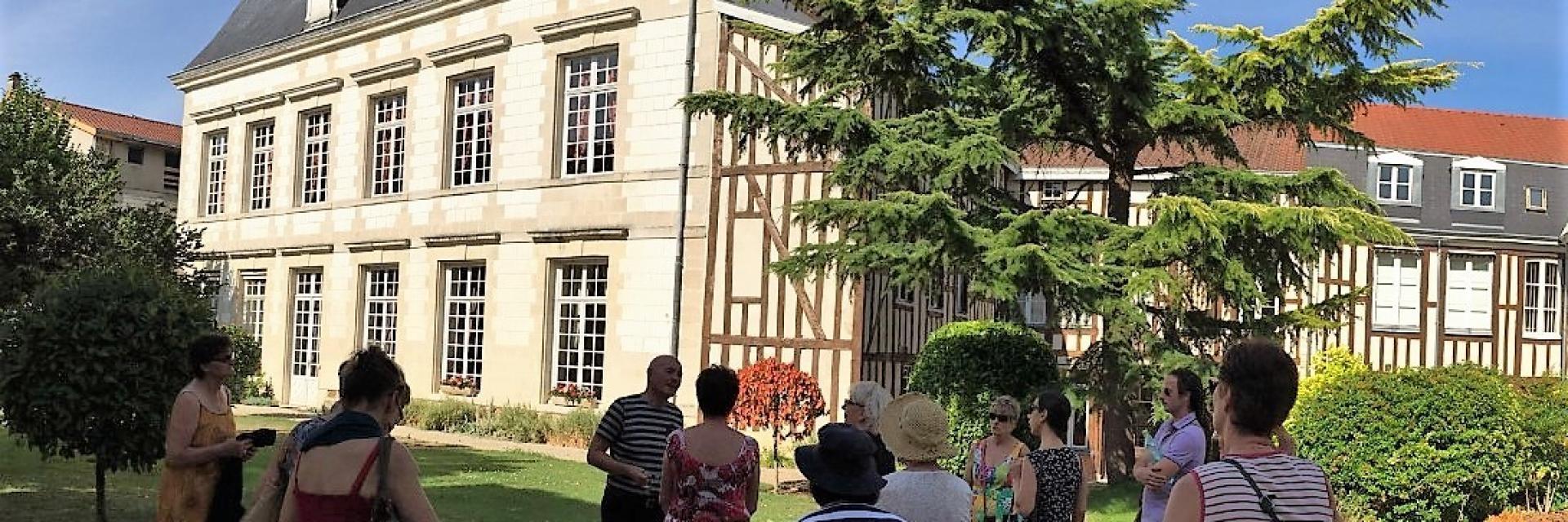 Visite Guidee Groupes Pan De Bois