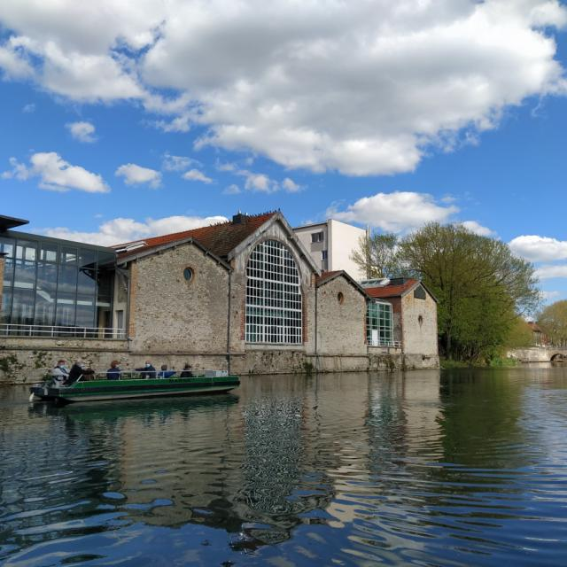 Balade En Barque Epeaupee Chalons