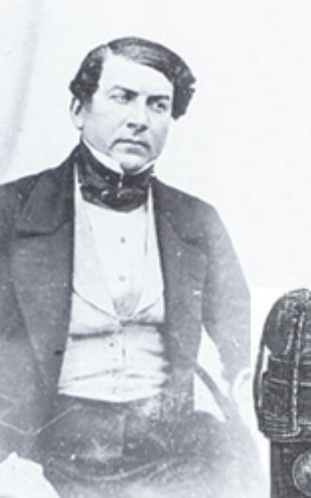 Adolphe Jacquesson Portrait
