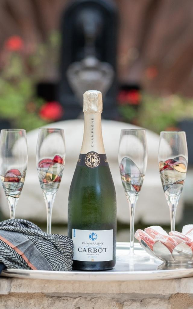 Champagne Famille Carbot Chalons Champagne