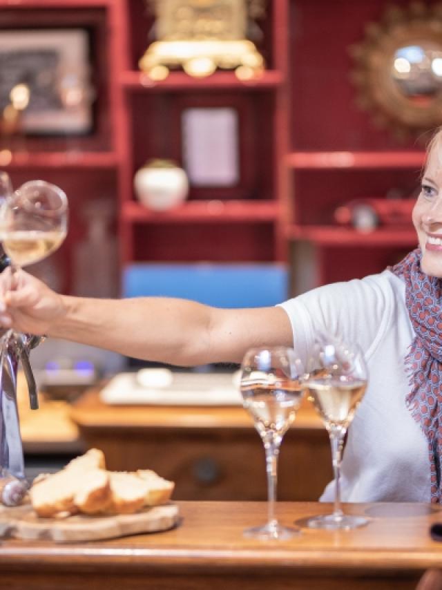 Champagne Famille Carbot Musee Degustation Olga