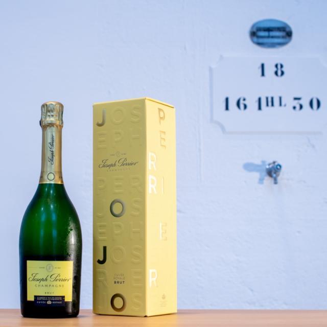 Champagne Joseph Perrier Cuvee Royale