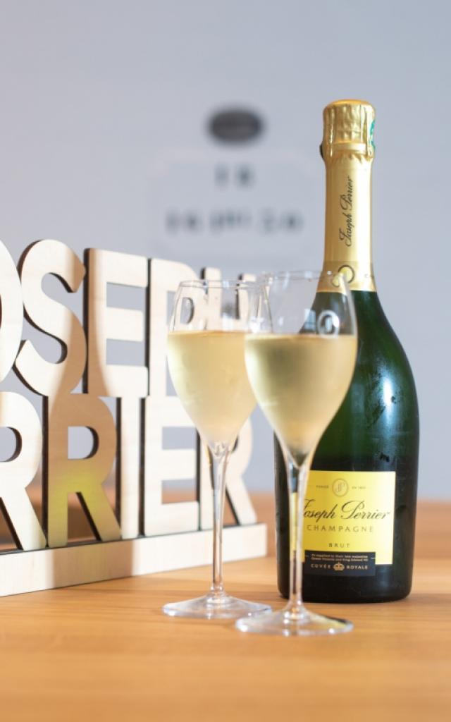 Champagne Joseph Perrier Cuvee Royale Degustation