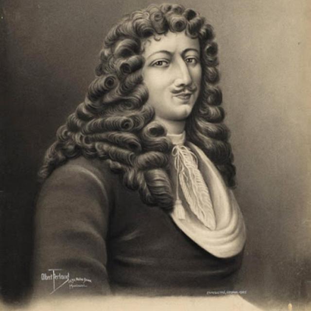 Jean Talon Portrait Chalons
