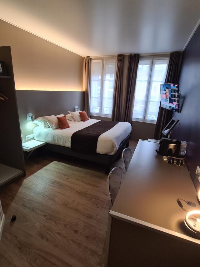 Landing Page Hotel Spa Le Renatd