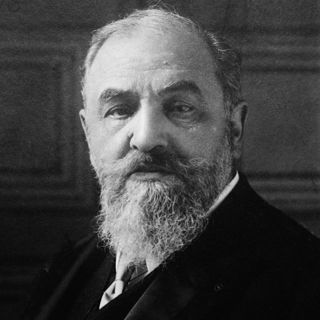 Léon Bourgeois Portrait