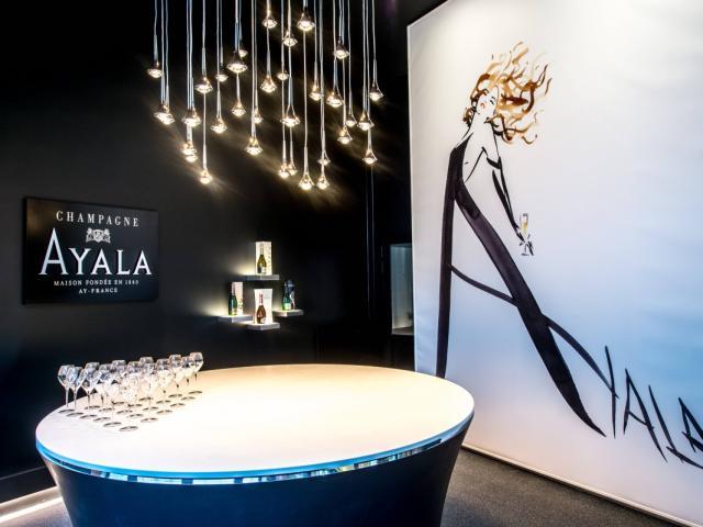 Maison De Champagne Ayala Salle Degustation Tasting Room