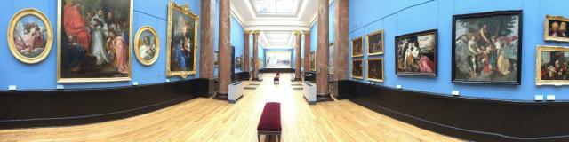Musee Des Beaux Arts Panoramique