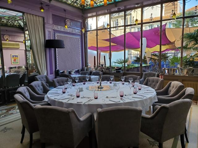 Restaurant Les Caudalies Chalons