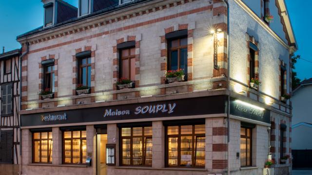 Restaurant Maison Souply