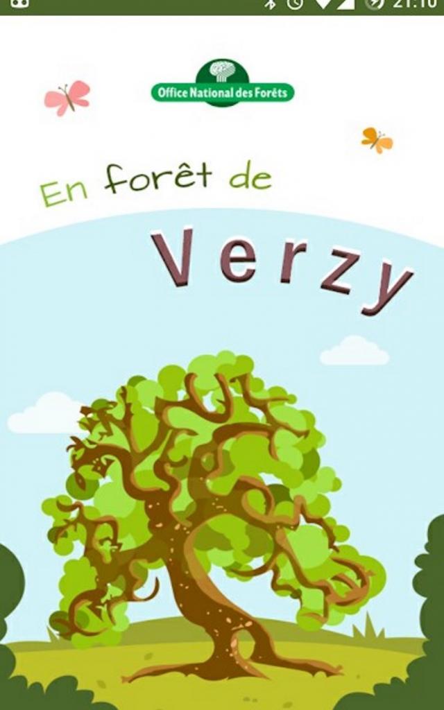 Application En Foret De Verzy