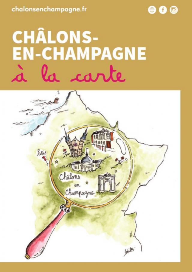 Chalons En Champagne A La Carte Enfants