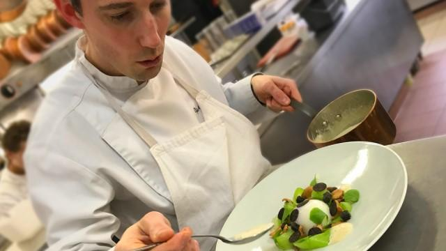 Chef Jerome Feck Chalons