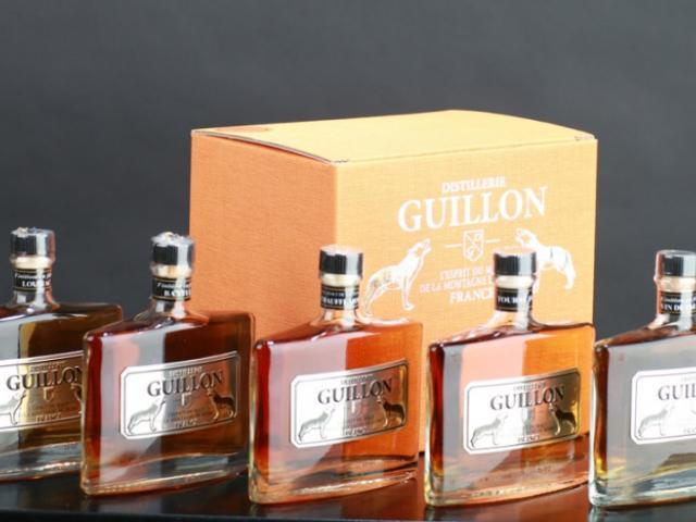Distillerie Guillon Louvois Whisky Produits