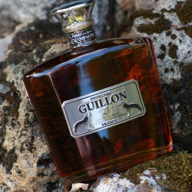Distillerie Guillon Louvois Whisky Rochers