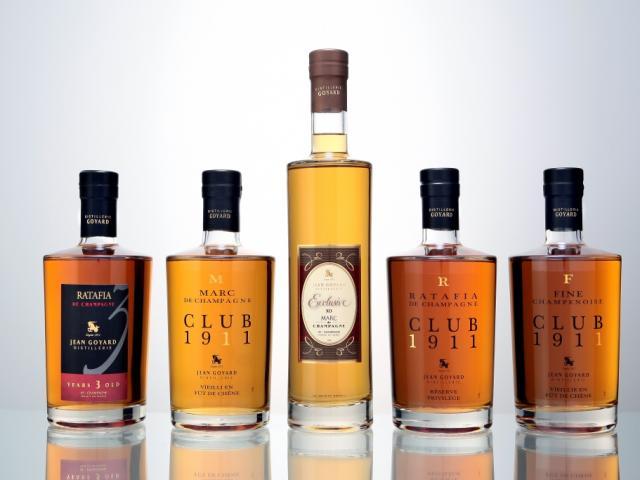 Distillerie Jean Goyard Gamme