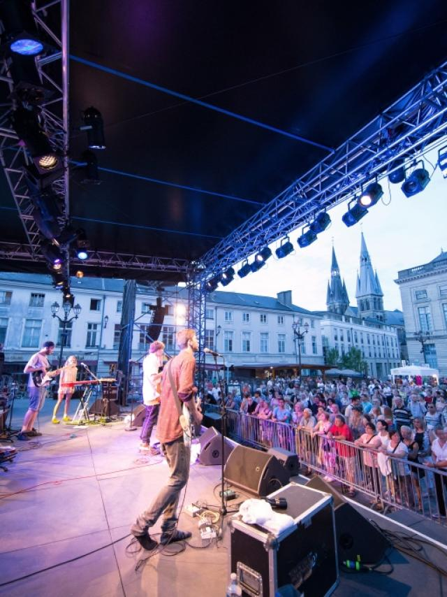 Festival Des Musiques Ici Et Ailleurs Chalons Foch