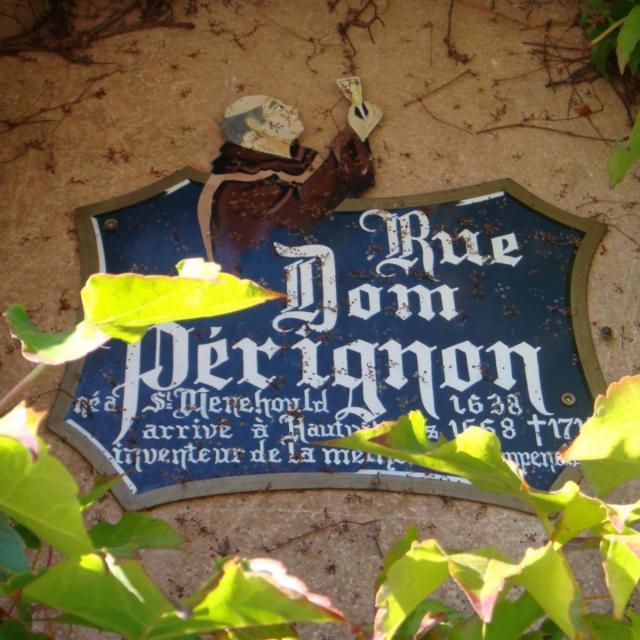 Hautvillers Dom Perignon