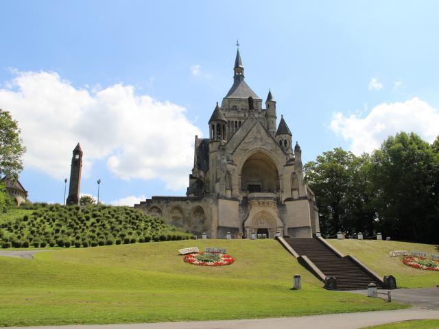 Memorial National Des Batailles De La Marne Dormans