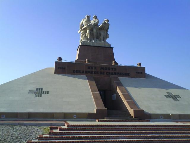 Monument Navarin Souain Perthes Les Hurlus