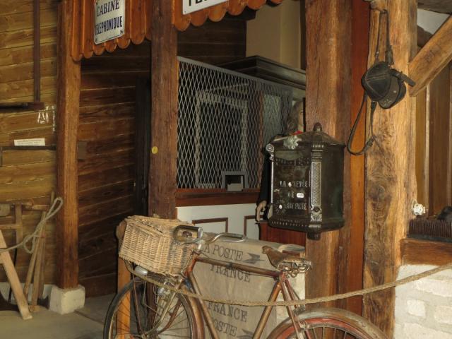 Musee Rural Bertauge Somme Vesle Poste