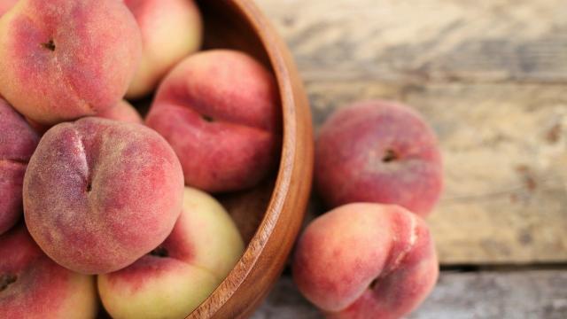 Nectarines Fruits Ete