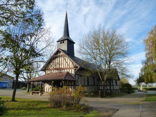 Village Musee Du Der Eglise