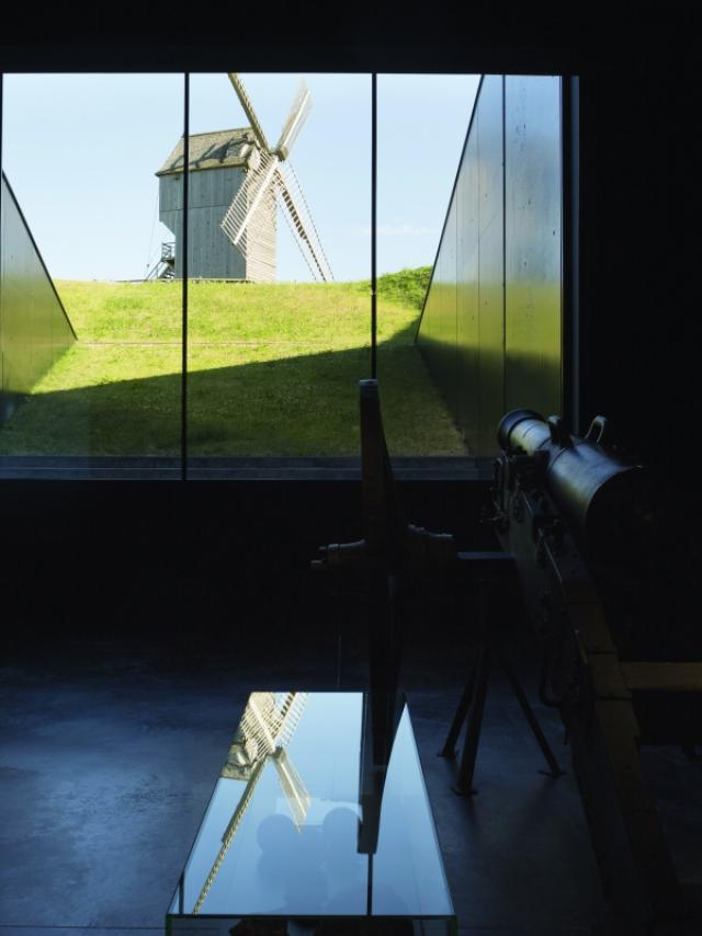 Centre Historique Valmy 1792 Moulin
