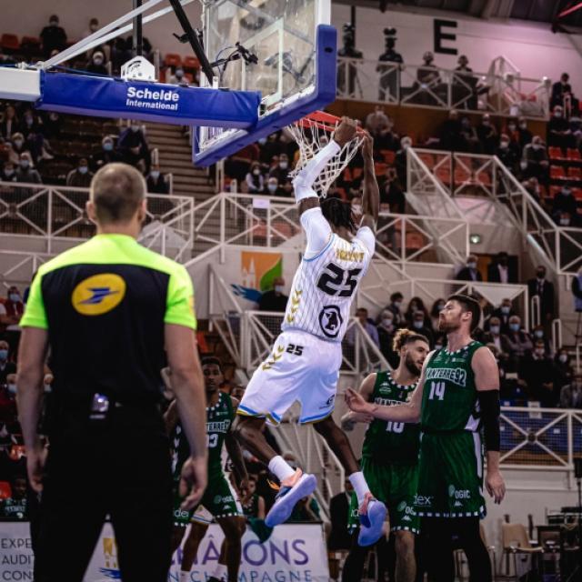 Champagne Basket 2020 Chalons Ekene Ibekwe