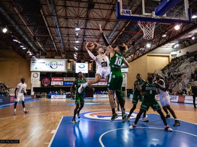 Champagne Basket 2020 Chalons Lay Up