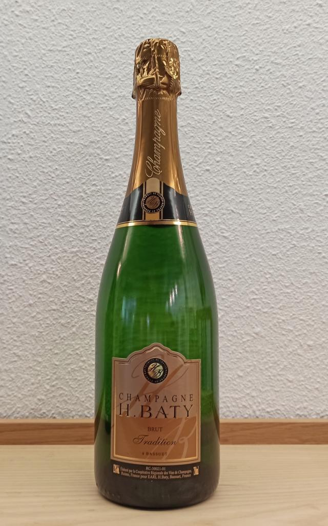 Champagne Baty Brut Tradition