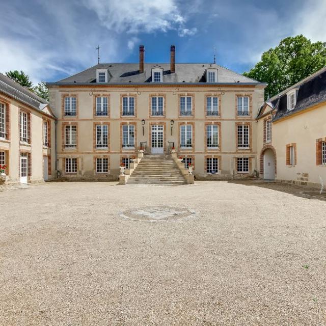 Visiter le Chateau De Pierry
