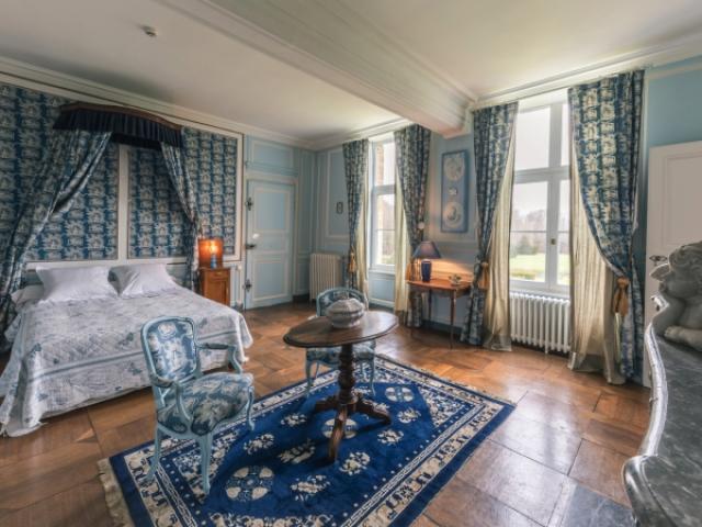 Chateau Vitry La Ville Chambre 1