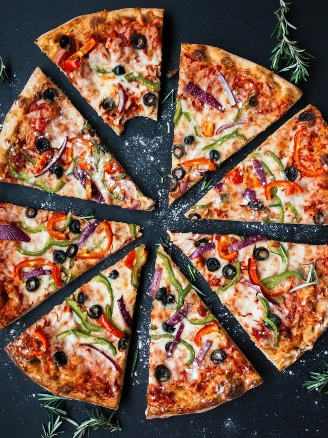Cuisine A Theme Chalons Pizzeria