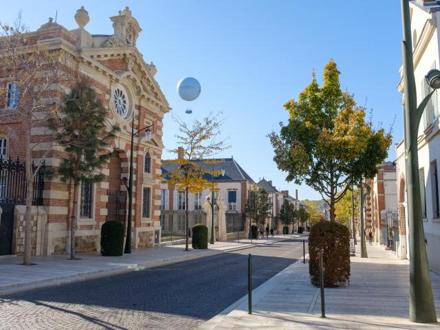 Epernay Avenue De Champagne