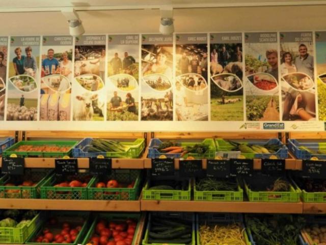 Ferme Du Centre Chalons Fruits Legumes