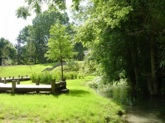 Haussimont Le Jardin Humide